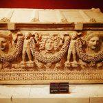 Древний саркофаг
