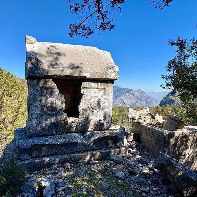 Старая гробница